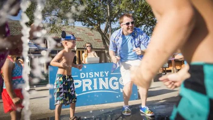 Disney Springs Summer