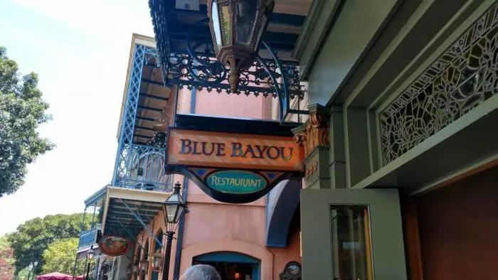 Halloween Blue Bayou