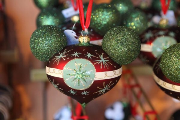 Receive Complimentary Personalization on Christmas Ornaments at Disney Springs through July 30 1