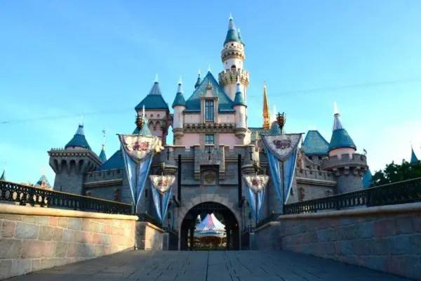 Disneyland's 62nd Birthday Celebration Today at 12:20pm (PDT) 1