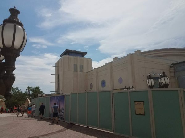 Photo Update on Construction of The Edison in Disney Springs 8