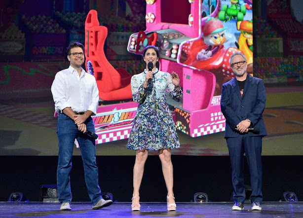 Recap Of All Future Disney Animated Movies Announced at D23 Expo Day 1 8