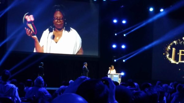 Whoopi Goldberg Named Disney Legend at D23 Expo 3