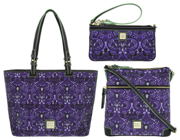 New Tiana and Haunted Mansion Dooney & Bourke Collections Coming Soon 3