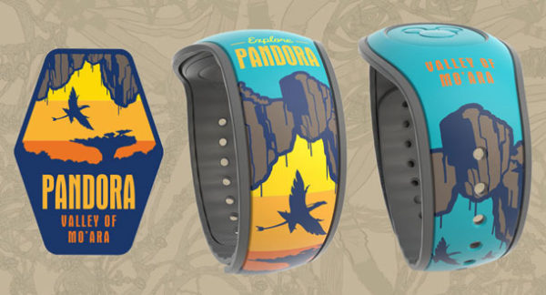 new Pandora MagicBands
