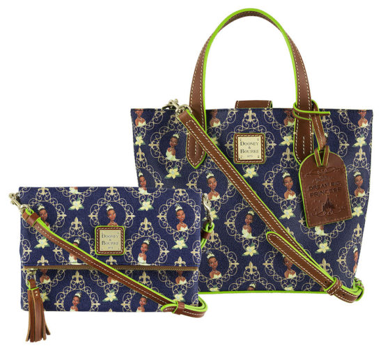 New Tiana and Haunted Mansion Dooney & Bourke Collections Coming Soon 2