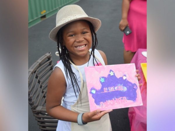 Seven Year Old Hosts Princess Party at Disney World for Less Fortunate Children 1