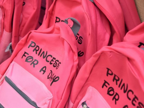 Seven Year Old Hosts Princess Party at Disney World for Less Fortunate Children 3