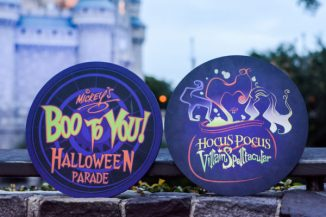 Hauntingly Fun PhotoPass Opportunities Announced for Mickey's Not So Scary Halloween Party! 1