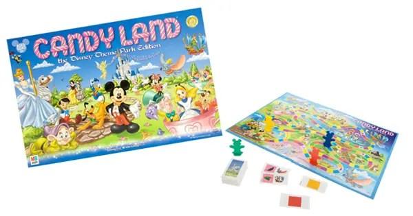 Disney Candy Land