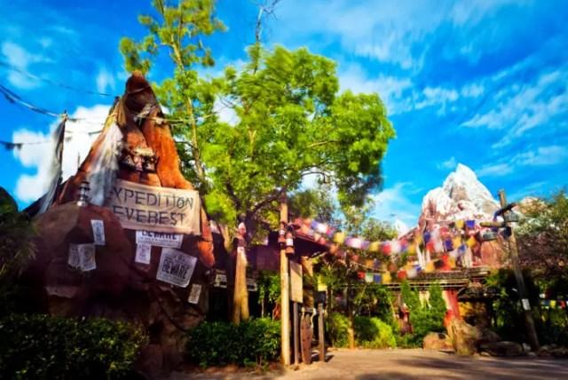 Exploring Walt Disney World's Coasters On National Roller Coaster Day 3