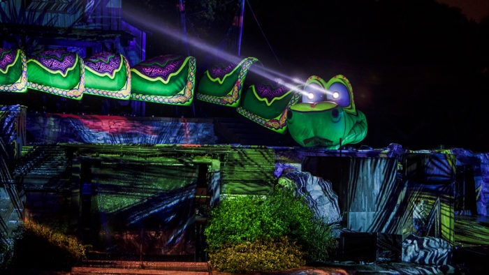 Video: Fantasmic! Returns to Disneyland Park 1