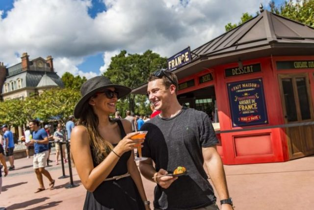 EPCOT International Food and Wine Festival - By The Numbers 2