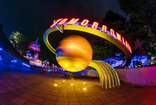 Hong Kong Disneyland Replacing Astro Blasters With New Marvel Attraction 3