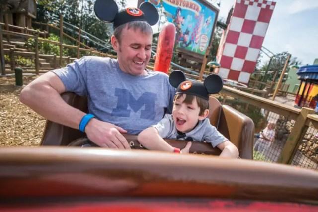 Exploring Walt Disney World's Coasters On National Roller Coaster Day 2