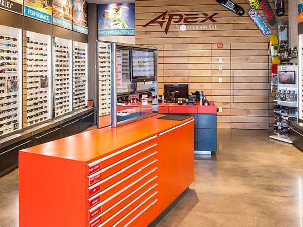 You Soon Will Be Able To Purchase Your Favorite Pair Of Oakley Sunglasses  On Your Next Visit To Disney Springs. APEX By Sunglass Hut In The Landing  Area Of ...