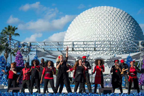 Details On The EPCOT International Festival Of The Holidays Event Starting November 1