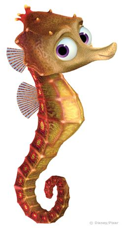 Baby Seahorses Have Hatched At The Seas With Nemo and Friends 2