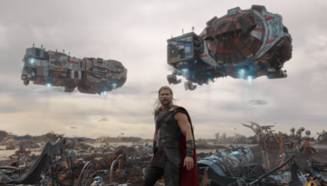 Thor: Ragnarok Has Thunderous Opening Weekend With $121 Million In Sales 1
