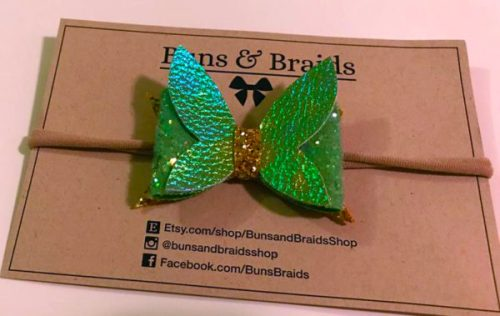 These Sparkly Disney Character Bows are Full of Shimmer and Sass 3