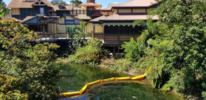 Could Adventureland Veranda Construction Mean Moana Is Coming? 3