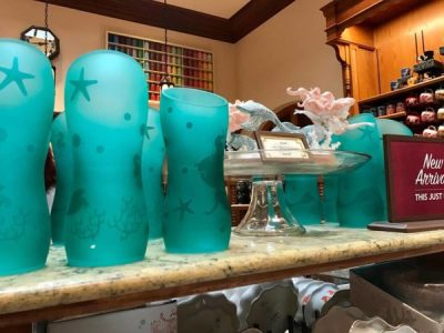 Little Mermaid Home Goods And Decor At Disneyland