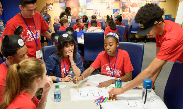 Apply Now for the 2018 Disney Dreamers Academy 2