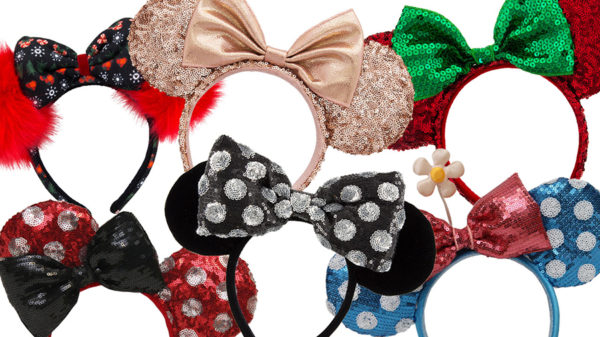 Sparkling Mouse Ears