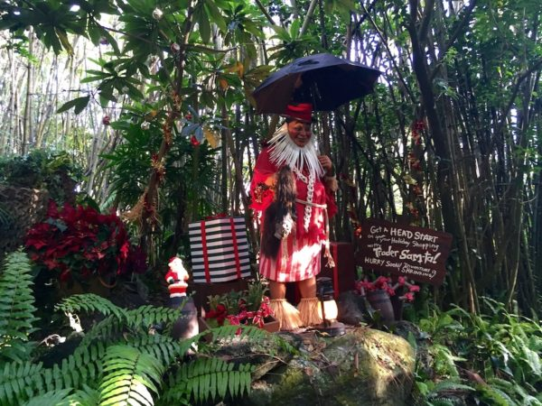Jingle Cruise Will Be Bringing the Holiday Hi-jinks Back To Disney World Beginning on November 2nd 1