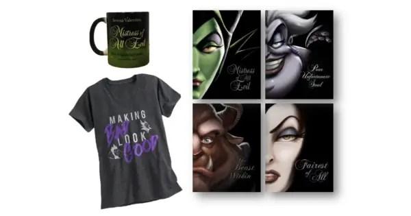 Disney Villains Book Giveaway