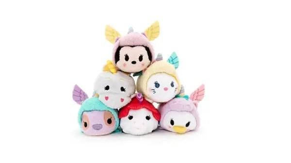 Unicorn Tsum Tsum Plush Toys