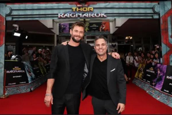 "Photos from the Australian premiere of Marvel Studios' ""Thor: Ragnarok"" 1"