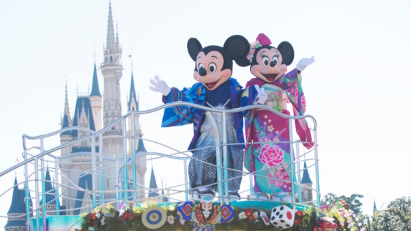 Celebrate the Year of the Dog with Pluto at Tokyo Disney Resort 1
