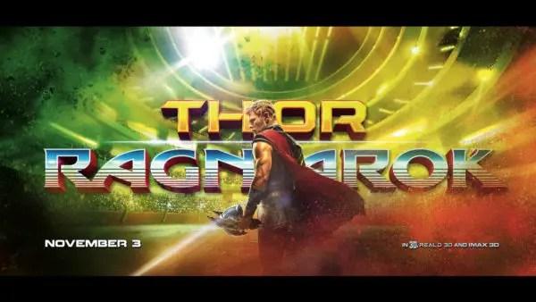 Embark on a Sneak Peek of 'Thor: Ragnarok' this Weekend at Disney California Adventure Park 1