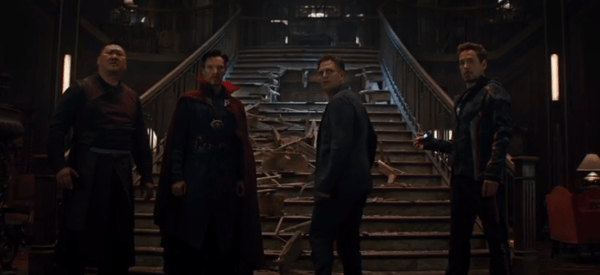 Marvel Studios' Avengers: Infinity War Official Trailer 1