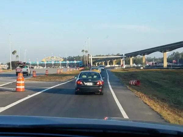 New Magic Kingdom Bypass lane now open