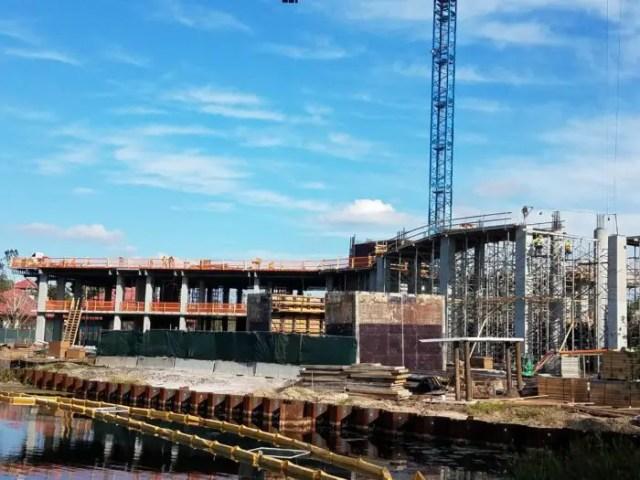 PHOTO: Coronado Springs 15-Story Tower Construction Update 4