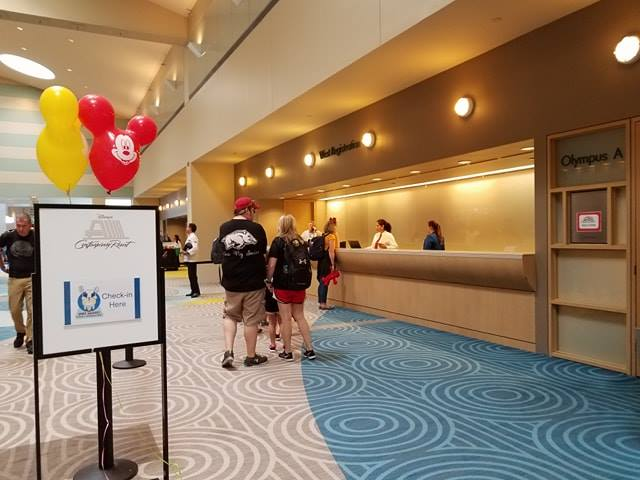 Chef Mickey's Temporarily Relocated To Convention Center During Refurbishment 5