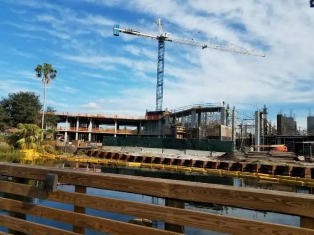 PHOTO: Coronado Springs 15-Story Tower Construction Update 1