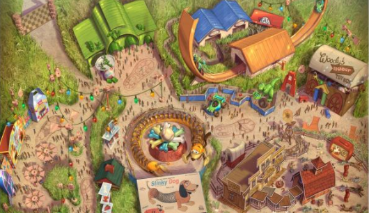 A New Land Is Coming To The Shanghai Disney Resort In 2018 1