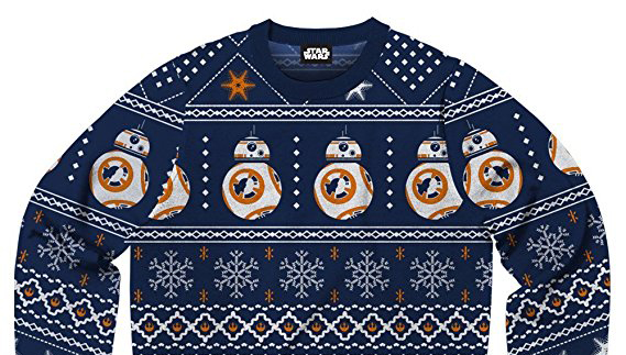BB-8 Ugly Sweater Style Shirt