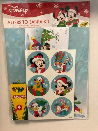 Disney letters to santa kits available at the post office and online while standing in the dreaded post office line the other day my disney radar spotted these cute disney letters to santa kits and i was thrilled spiritdancerdesigns Image collections