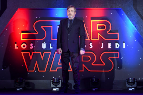 What Does Mark Hamill Think About Princess Leia Being Recast in Star Wars 9? 1