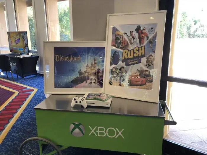 """Disneyland Adventures"" and ""Rush: A Disney-Pixar Adventure"" Remastered Arrives On Xbox One 2"