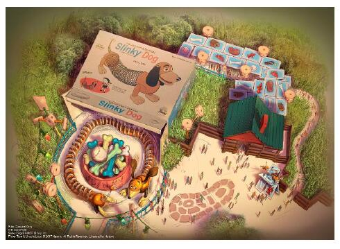 A New Land Is Coming To The Shanghai Disney Resort In 2018 2