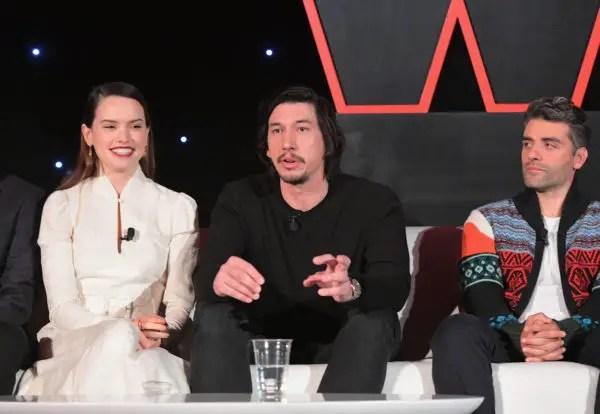 Star Wars: The Last Jedi Press Conference...a Recap 3