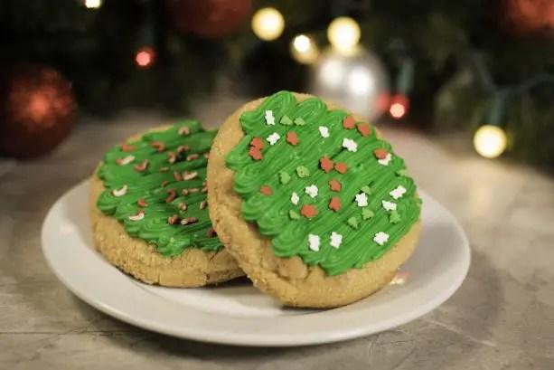 WDW Christmas Treats