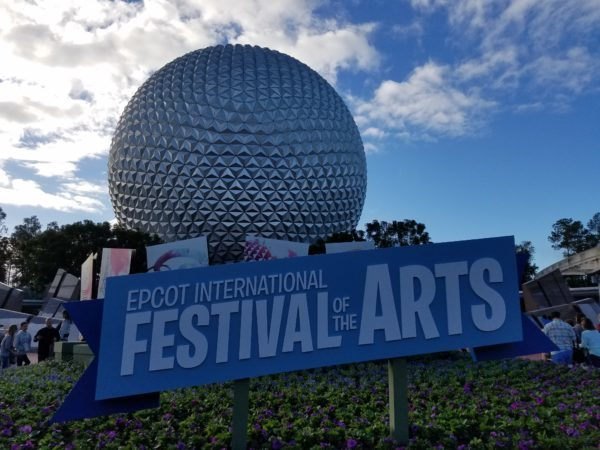 2018 Epcot Festival of the Arts Food Booth Menus Revealed 1