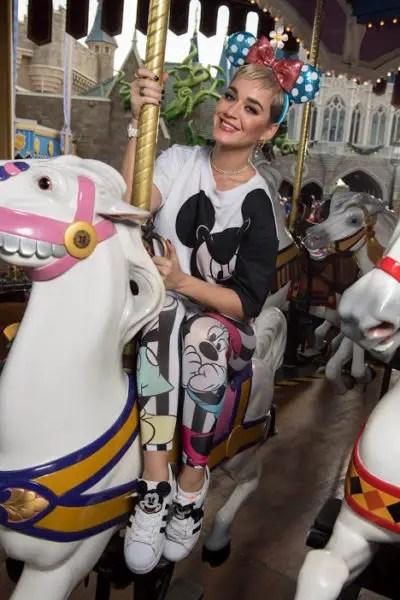 Disney World Katy Perry