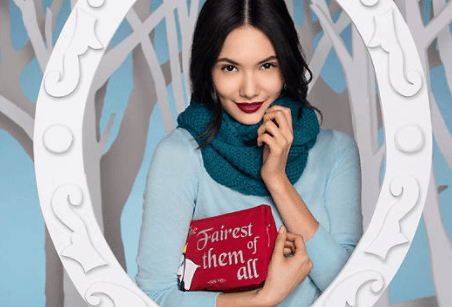 Snow White and the Seven Dwarfs Kipling Holiday Collection
